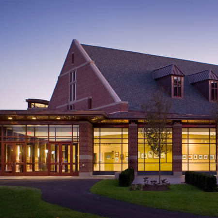 Thayer Academy Center for Arts Profile