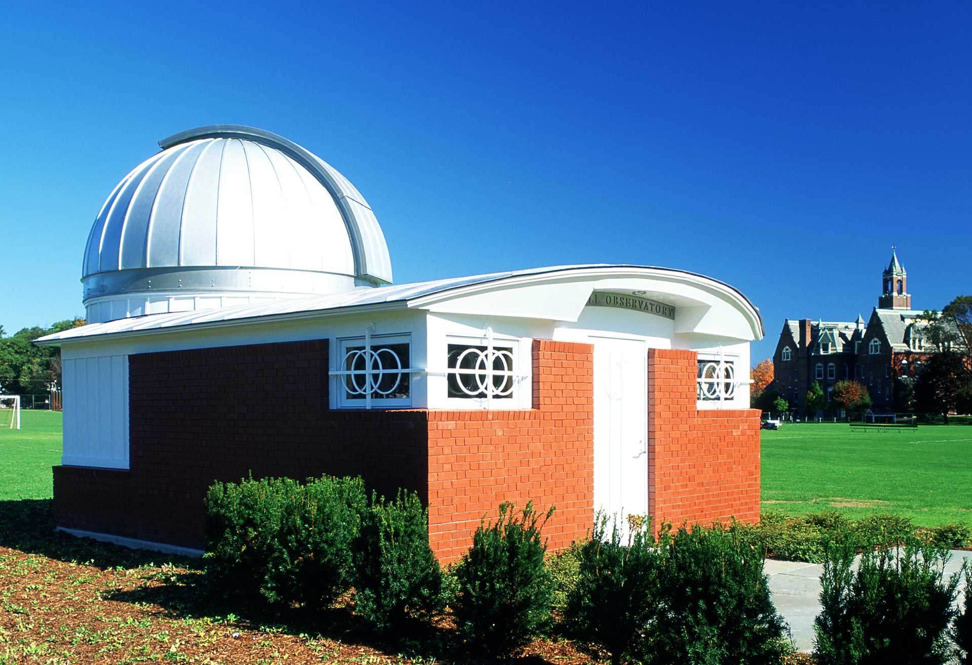 Thayer Academy Observatory Profile
