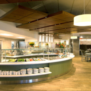 Lasell College Valentine Dining Hall Profile