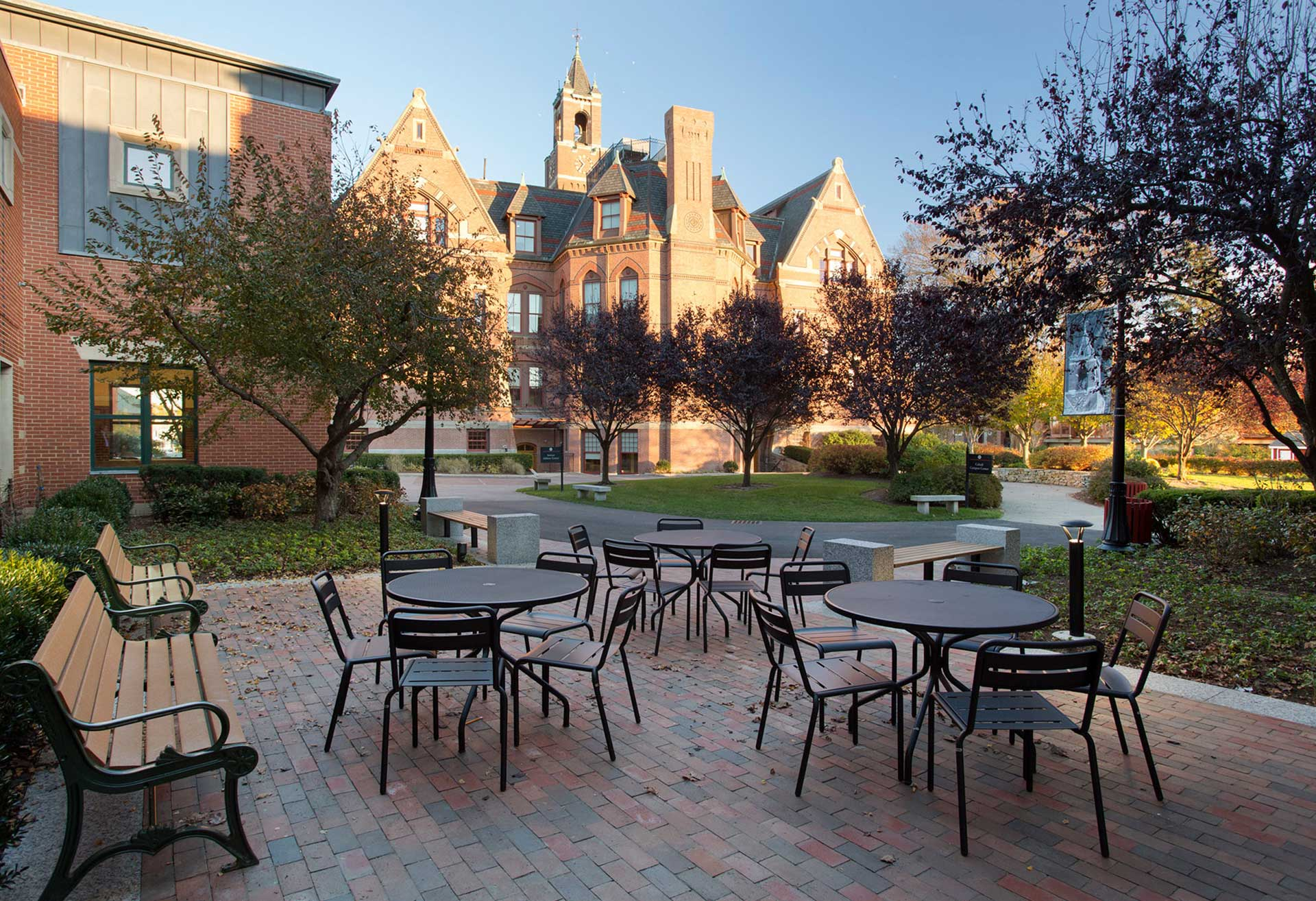 Thayer Academy Student Center Profile