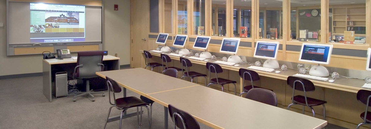 Resource Center Computer Lab
