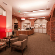 Thayer Academy Student Brickyard Lounge Counseling Center Profile