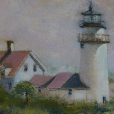 Highland Light, 12x16